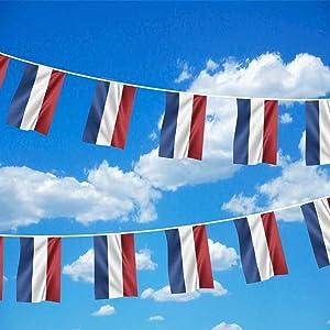 vlaggenlijn Nederland