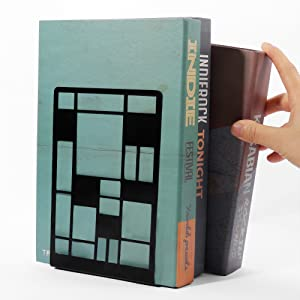Abstract Art Desgin Book Ends Bookends