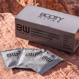 booty wipes for men flushable wipes for men travel wipes for men on the go wipes wet wipes man wipes