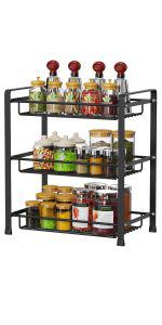black spice rack