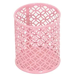 Pink Pen Cup