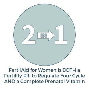 fertility pill, prenatal vitamin