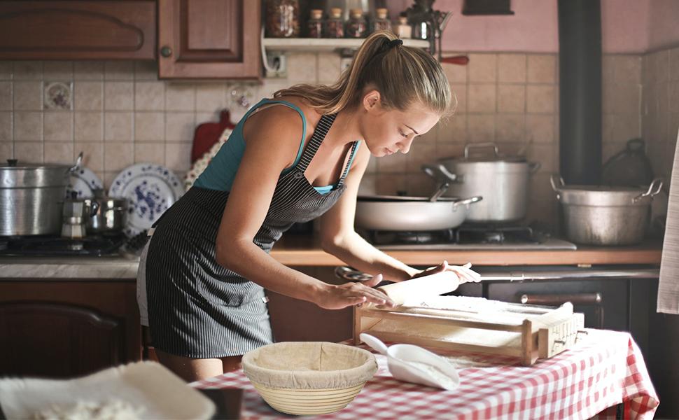 bread proofing basket banneton