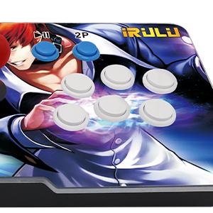 Arcade Game Machine,Upgrade Famliy Pandora Box Arcade Video Games Console Multiplayer Home Joystick