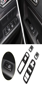 Air Conditioner Switch Panel Decoration Cover Trim Frame For Jeep Cherokee 2014+