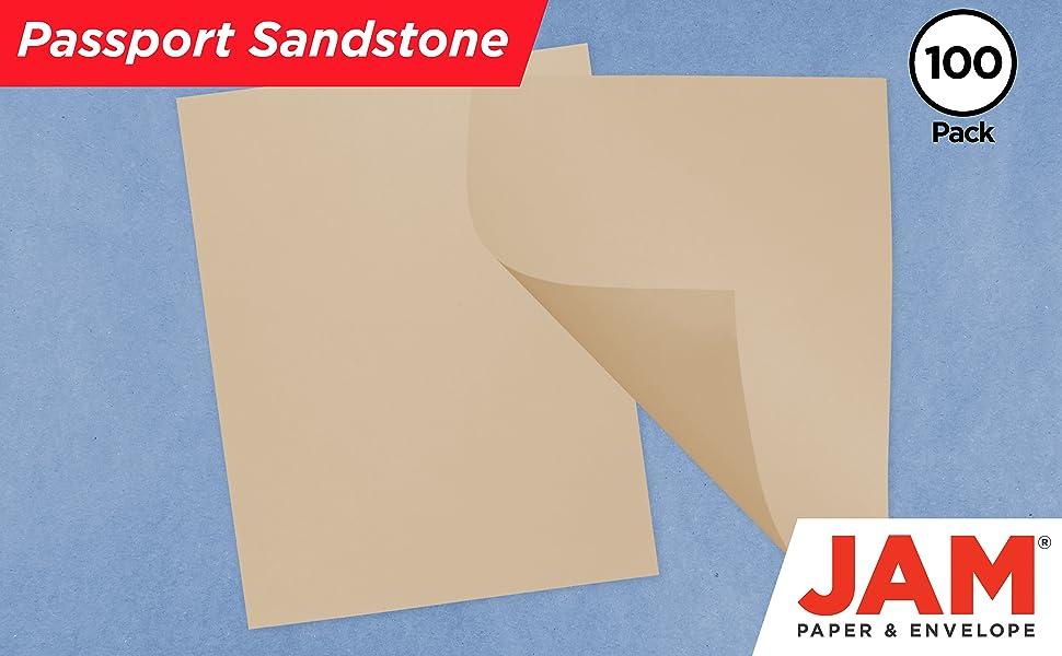 sandstone passport 24lb paper