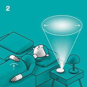 dodow sleep light meditation relax insomnia