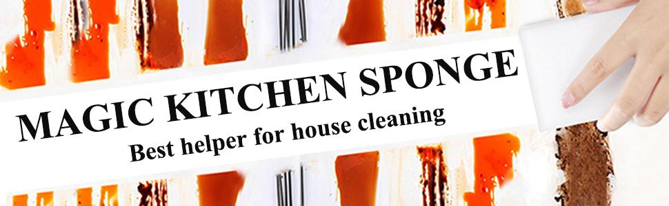 magic eraser sheets mop scrub sponge,  sponges for cleaning ,sponges for dishes kitchen sponge