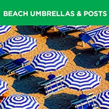 beach umbrella, post hole, digger,volleyball post, badminton nets, sand drill