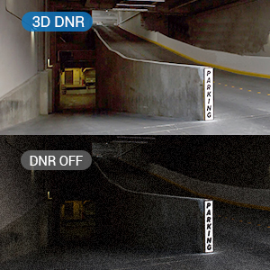 Superior Clear with 3D DNR & WDR