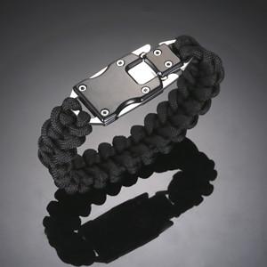tactical knife bracelet