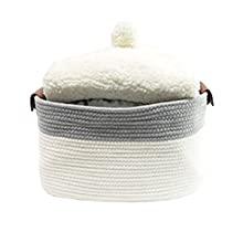 storage basket rope baskets organizing rectangle basket medium woven basket for storage bins rope