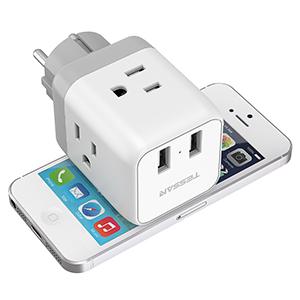 schuko plug adapter