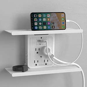 Multi-functional Outlet