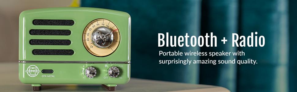 Bluetooth+Radio
