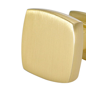 brushed gold knobs