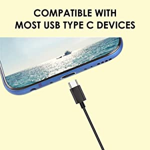 usb Type c earphone