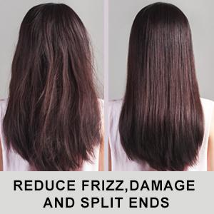 reduce frizz