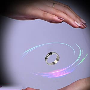 magic floating ring