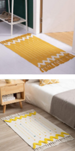 black white accent rug small throw rug hallway rug runner bath mats for bathroom large bedroom boho