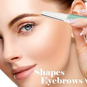 eyebrow razors