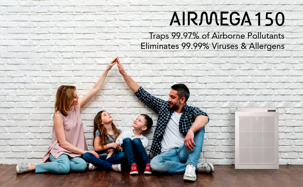 Coway Air Mega 150 AP-1019C Air Purifier