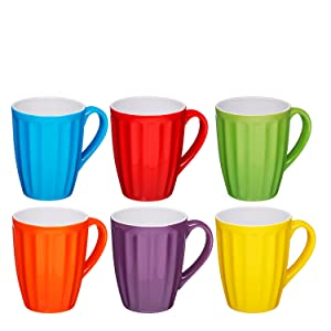 Baker's Advantage Ceramic Soup Mug