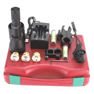 hunting flashlight kit