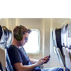 travel headphones headphones for airplane travel travel headphones for airplanes