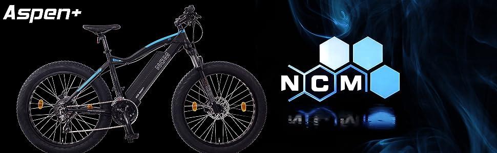 NCM Aspen+ 26