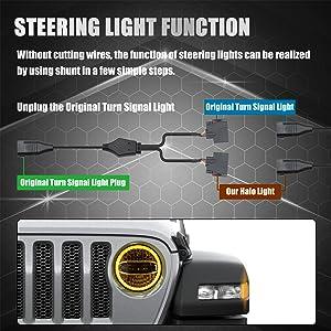 jeep wrangler led headlights