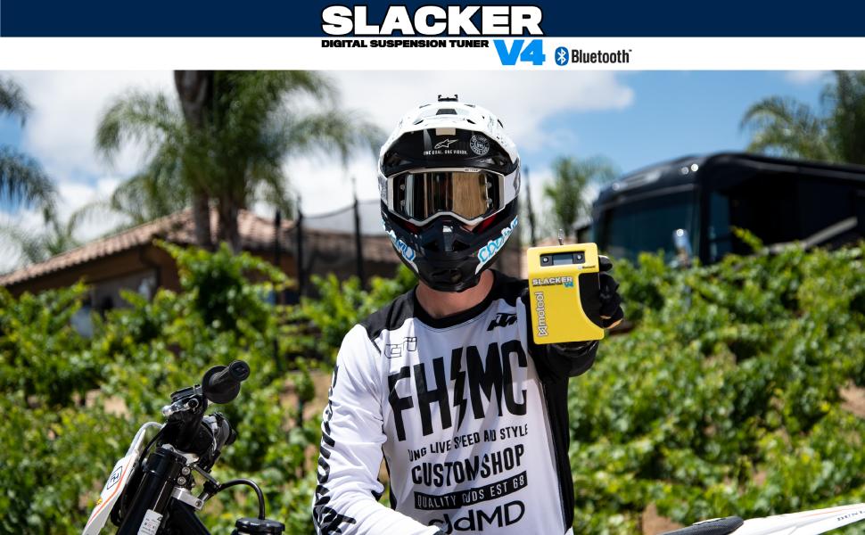 Slacker V4 with Bluetooth