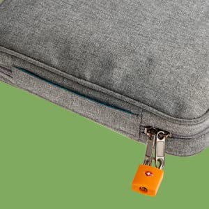Lockable medication organizer