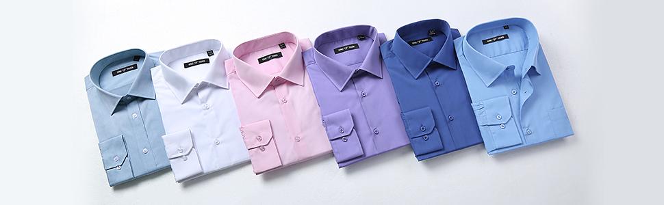 Verno Fashion Men Dress Shirt