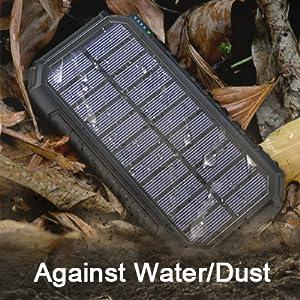 Against Water Dust