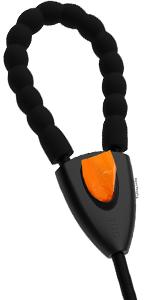 tug oval rope leash