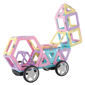 magnetic blocks wheels