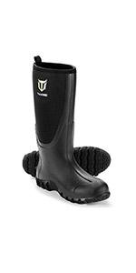 TideWe Rubber Boot for Men