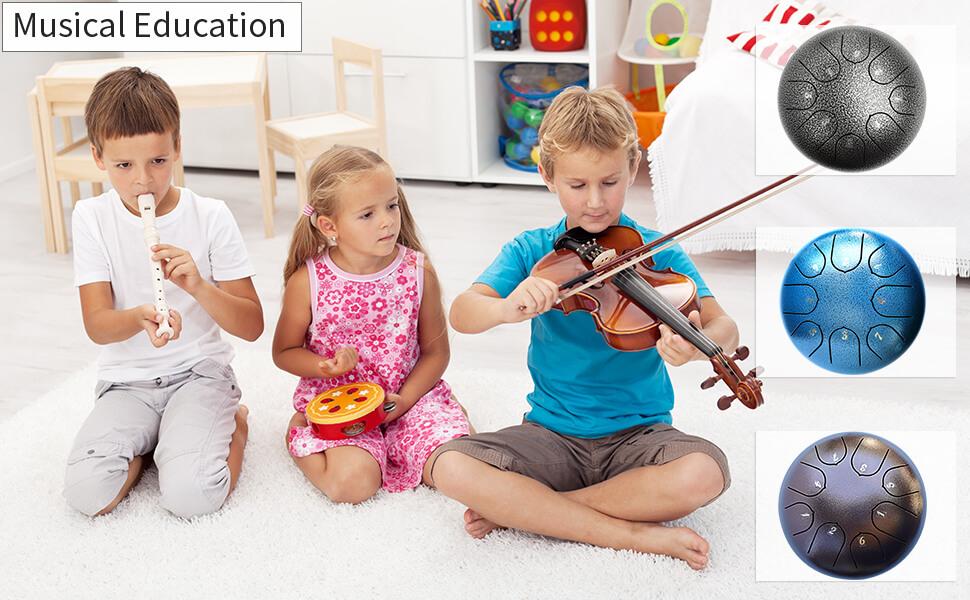 Children's Music Education
