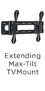 "katno dynex 55"" side premium series full motion flat screen samsung videosecu mount dream 55 60 65"