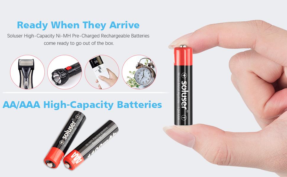 aa aaa battery charger