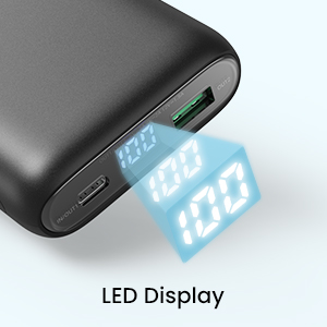 powerbank with led indicator