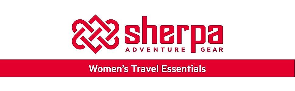 Women's Sherpa Travel Essentials
