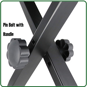 Pin Bolt with Handle