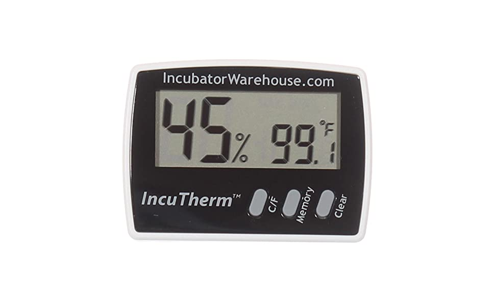 starnearbyuk Kabelloses digitales Mini-Thermometer-Hygrometer mit 1 STÜCK  #LY