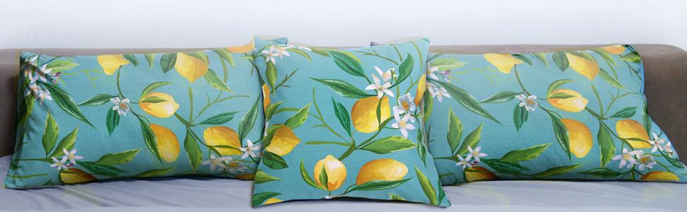 Farmhouse throw pillow covers
