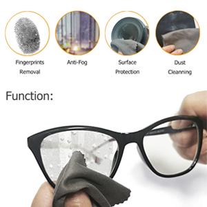 reusable eyeglasses reading glasses clean cloth