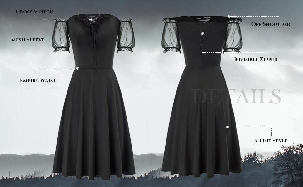 Gothic Dress for Women