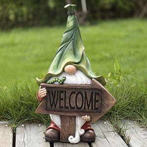 Garden Gnome Statue