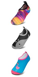 kids water shoes beach sheos swimming shoes water socks